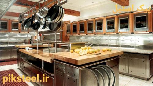 تجهیزات آشپزخانه فست فود